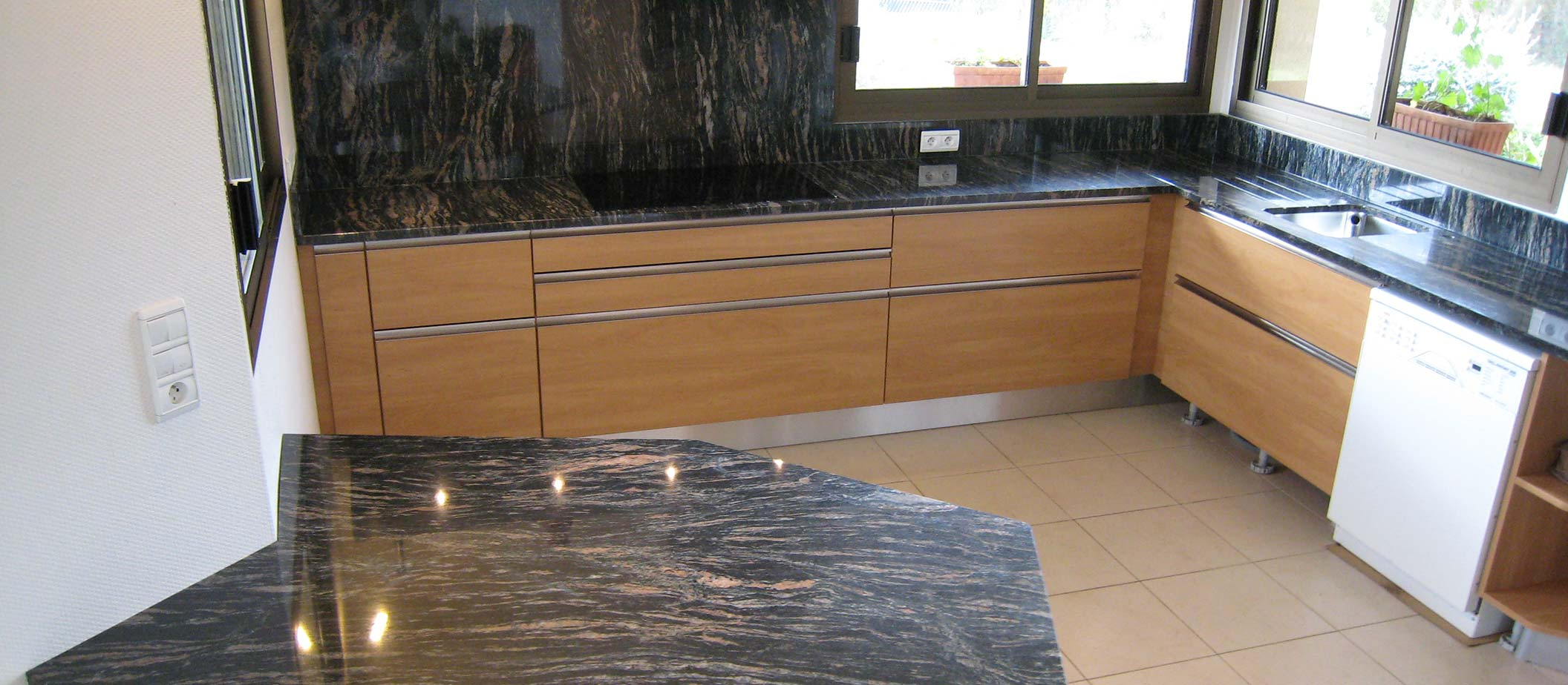 la sarl lagarde artisan granitier et marbrier toulouse. Black Bedroom Furniture Sets. Home Design Ideas