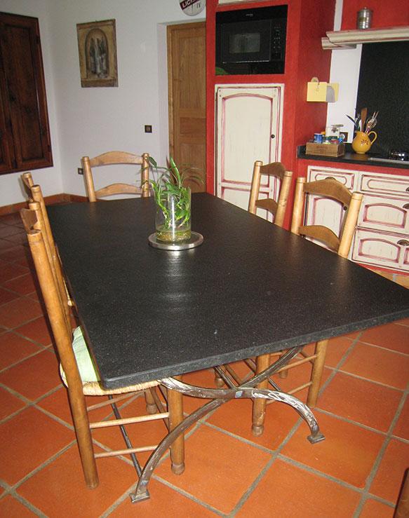 plateau table exterieur sur mesure free beton with plateau table exterieur sur mesure good. Black Bedroom Furniture Sets. Home Design Ideas